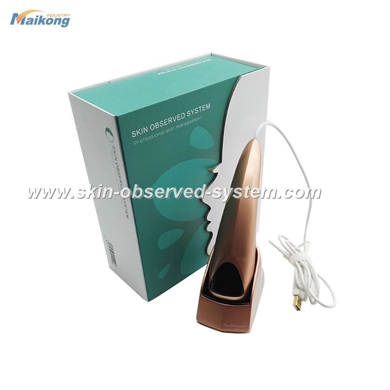 Hot sell facial UV skin analyzer for Skin Mositure, Grease, Wrinkle, Pigmentation, Inflammation