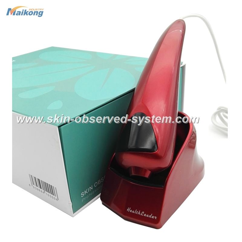 Professional facial skin scanner