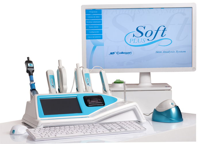 callegari skin analyzer