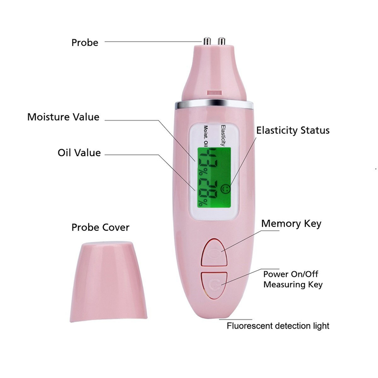 skin elasticity analyzer
