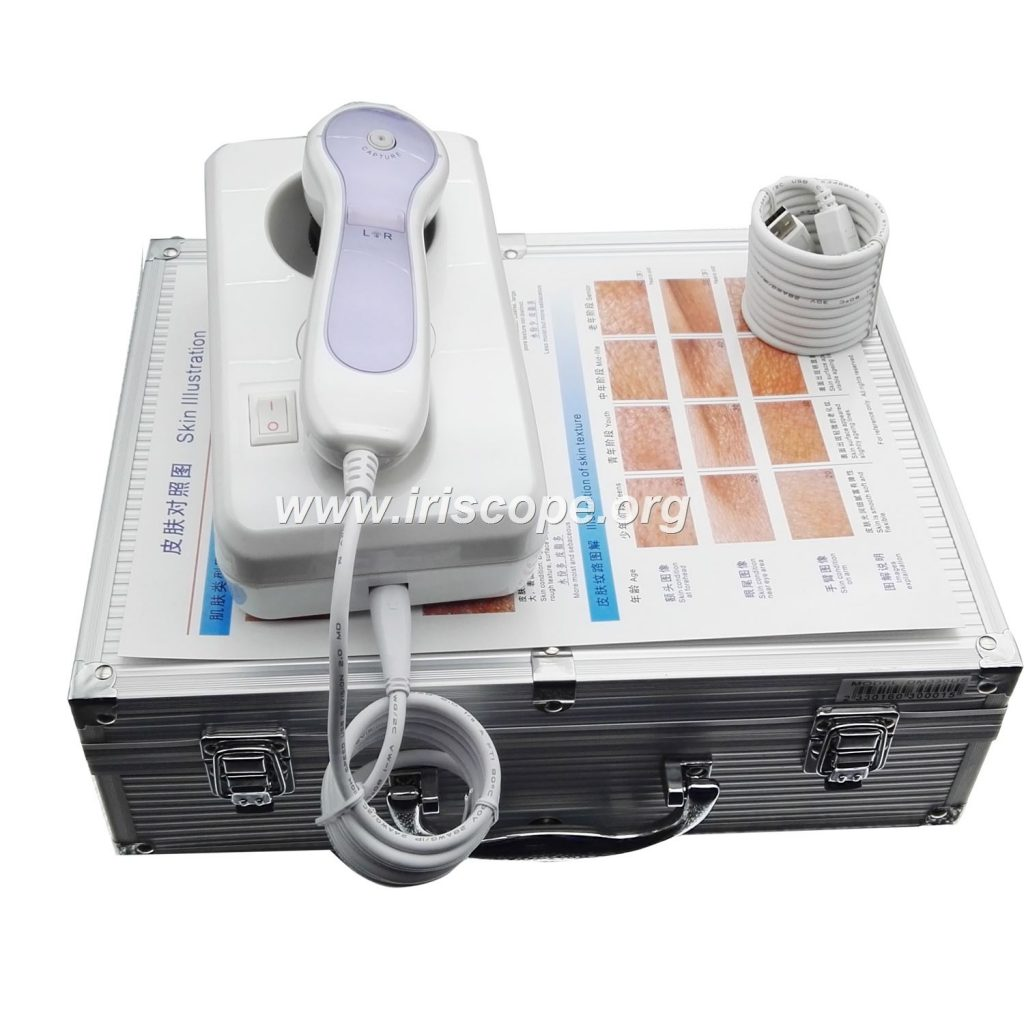 skin and hair analyzer price