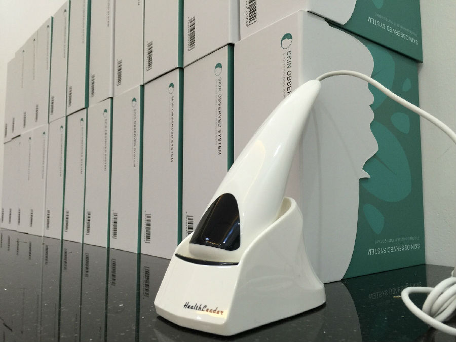 skin analyzer te koop is what?