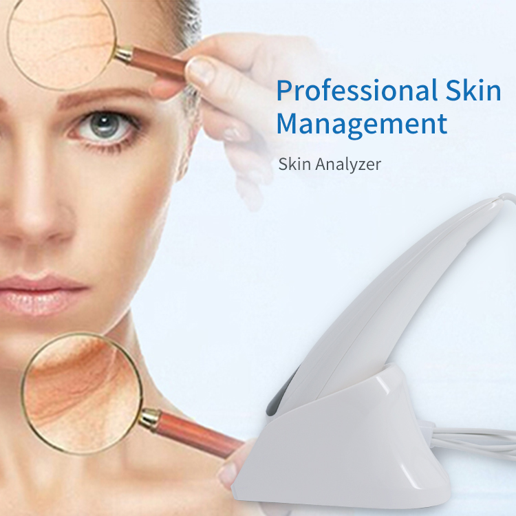 sam skin analyzer magnifier