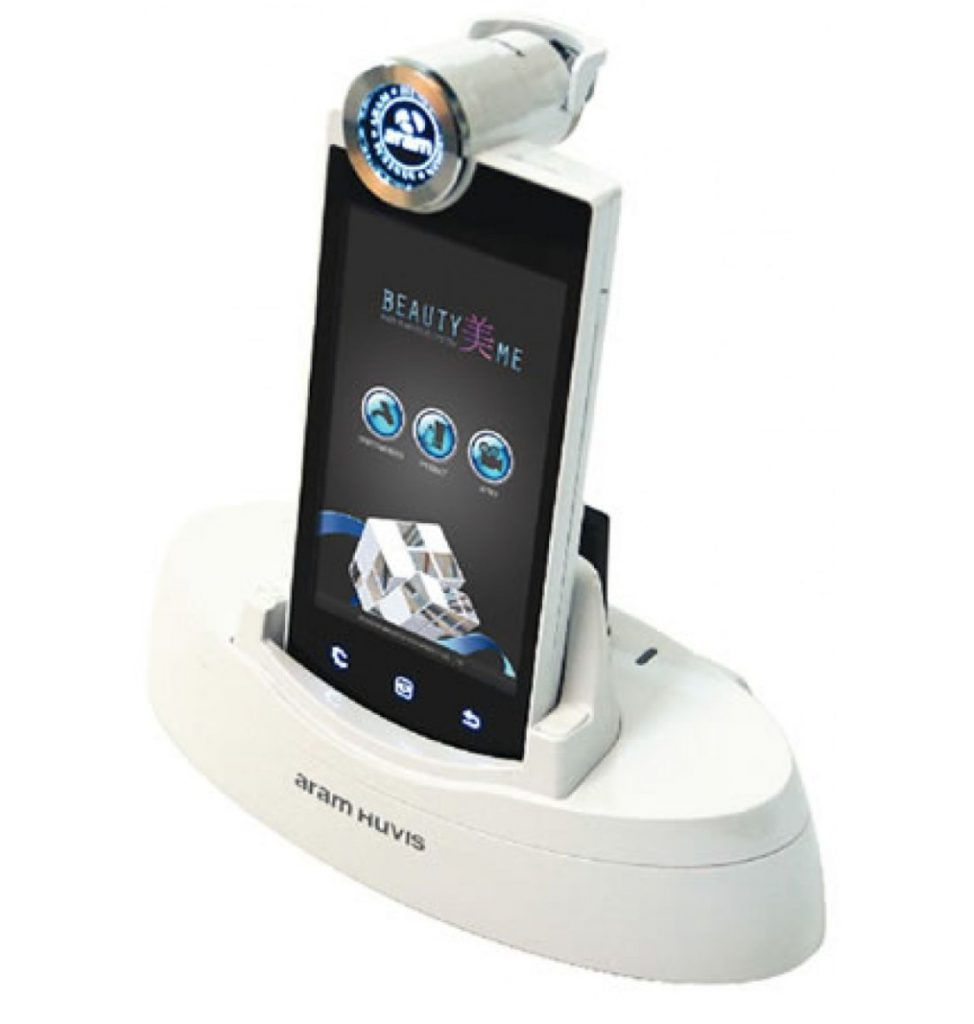 mobile skin analyzer